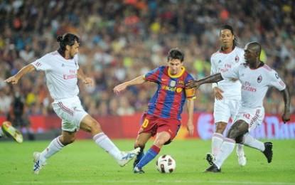 Cómo marcar a Messi