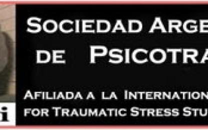 XIII Congreso de la Sociedad Argentina de Psicotrauma