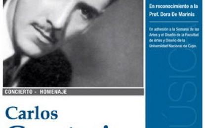 Concierto – homenaje a Carlos Guastavino (1812-2000): 100° aniversario