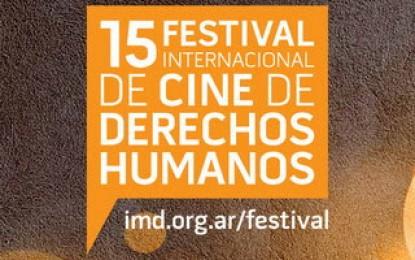 Abierta la convocatoria al 15° Festival Internacional de Cine de Derechos Humanos