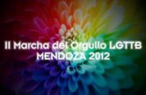 Segunda marcha del orgullo LGTTB en Mendoza