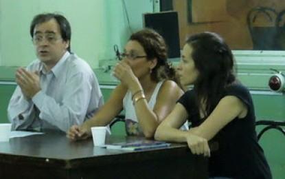 Se presentó taller sobre periodismo y género