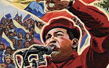 Qué se juega con la vida de Hugo Chávez