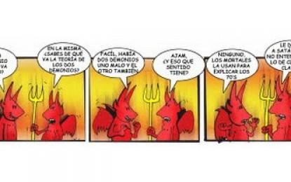 Contra la vuelta de la teoría de los dos demonios