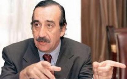 El Nico Becerra, abogado de los genocidas