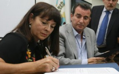 Susana Trimarco contra la trata en Mendoza
