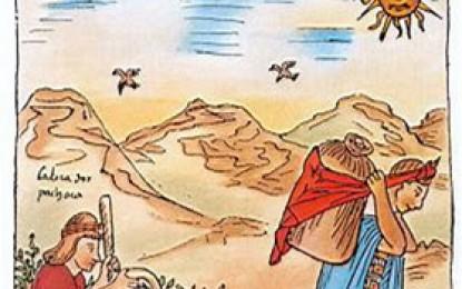 Las leyes del inca (II)