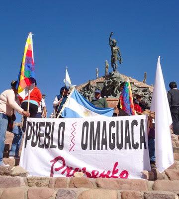 Misiva del pueblo Omaguaca al gobernador de Jujuy