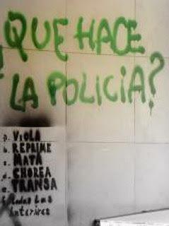 Sobre zonas liberadas y criminalización de jóvenes pobres