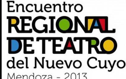 Encuentro regional de teatro del nuevo cuyo