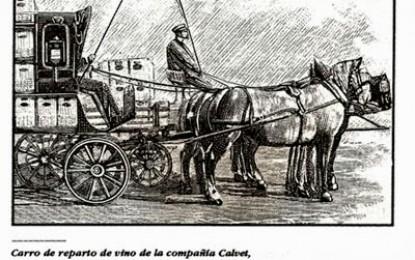 Los Viñedos y bodegas (entre 1890 y 1900) I