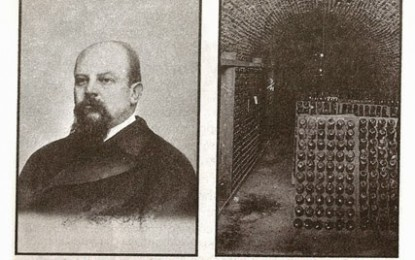 Los viñedos y bodegas (entre 1890 y 1900) II