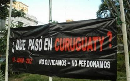 Militantes paraguayos denuncian criminalización de la lucha campesina y social