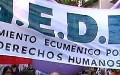 El MEDH Regional Mendoza expresa su solidaridad a la regional Rosario