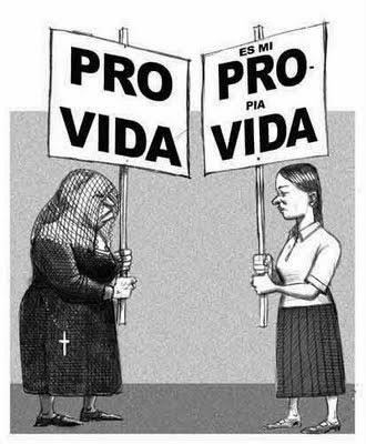 """San Rafael """"pro vida"""": cada vez más inmersa en el oscurantismo religioso"""