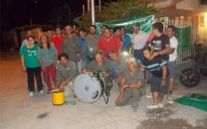 """Conflicto en Lavalle: """"Queremos armar el arbolito con nuestras familias"""""""
