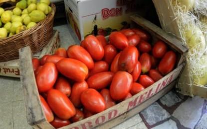 La guerra de los tomates… y el pan