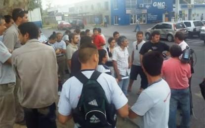 Frente al conflicto en Cuyoplacas