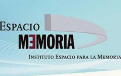Comunicado del Instituto Espacio para la Memoria