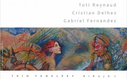 Muestra de arte en la Bolsa de Comercio de Mendoza –sede San Rafael
