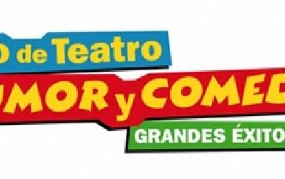 El Teatro Quintanilla se tienta de risa