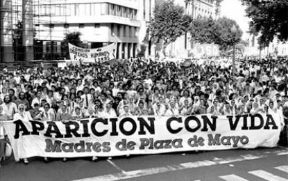 Las madres argentinas como símbolo de la lucha por la justicia