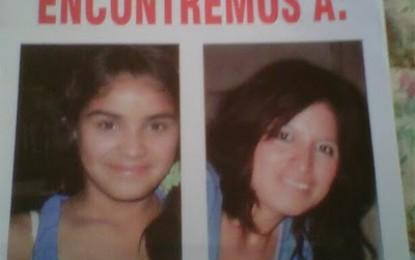 Firmas para que se investiguen las desapariciones de Johana Chacón y Soledad Olivera como casos de trata