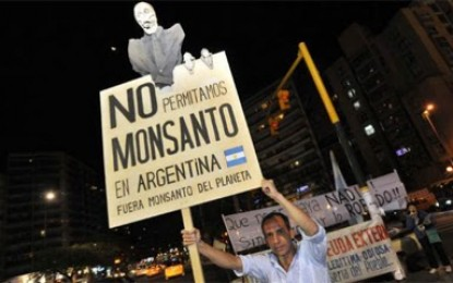 Monsanto: cada vez más pruebas de que sus productos son nocivos para la población