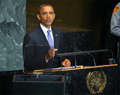 Estados Unidos padre eterno de las Naciones Unidas