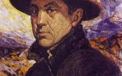 Antonio Bravo y el impresionismo en Mendoza