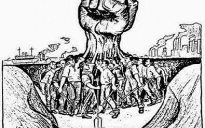 Sindicalismo, capitalismo, caos