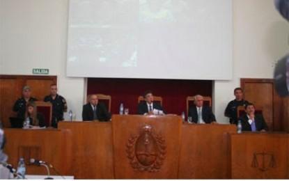 El 28 de julio se reinicia el IV juicio