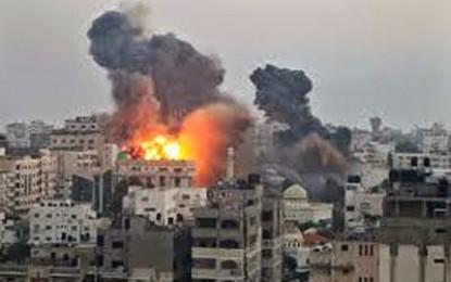 Exigir inmediato cese del ataque israelí a Gaza