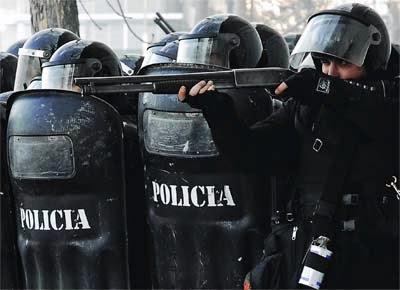 Atropellos policiales