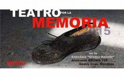 Marzo: Teatro por la Memoria
