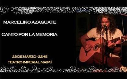 Canto por la Memoria