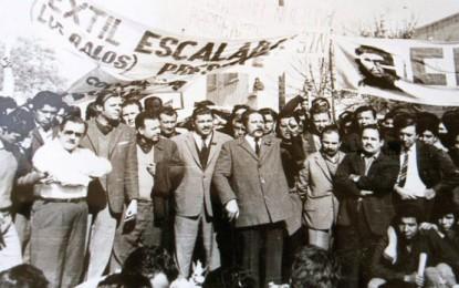 Mayo, mes de luchas, rebelión y revolución