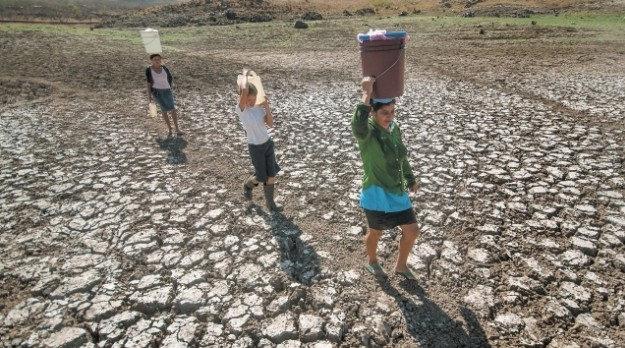 Sed en Nicaragua, el país en que el agua es parte de su nombre