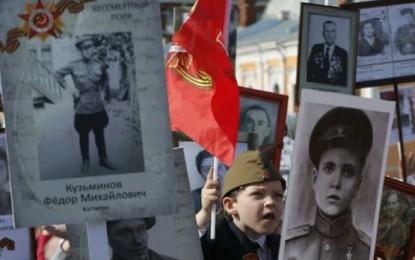 La URSS, China, Vietnam, Argelia, Cuba: regimientos inmortales