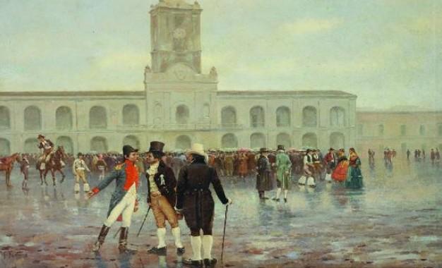 25 de mayo de 1810: revolución y no simple asonada