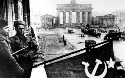 La Unión Soviética determino victoria en la segunda guerra mundial