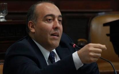 El senador Gustavo Arenas es el nuevo presidente del bloque del FPV-PJ