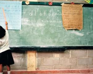 """Elena Ramirez: """"Es nefasto que no se haya sancionado la Ley provincial de Educación"""""""