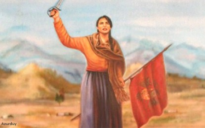 Las mujeres que la Matria parió y la Patria olvidó