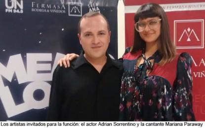 Mendoza + teatro + monólogos = Mendólogos
