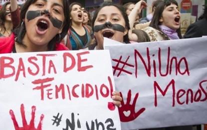 Al grito de #NiUnaMenos
