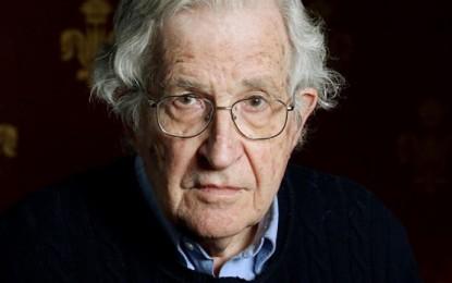 """Noam Chomsky: """"La deuda griega debe ser condonada, como la de Alemania en 1953"""""""