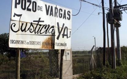 Se identificaron 40 desaparecidos en el Pozo de Vargas y restan 36 por reconocer