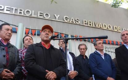 Asumieron las nuevas autoridades del Sindicato Petróleo y Gas Privado de Cuyo