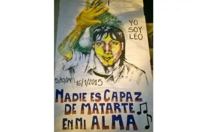Homenaje a tres años de la muerte de Leo Rodríguez